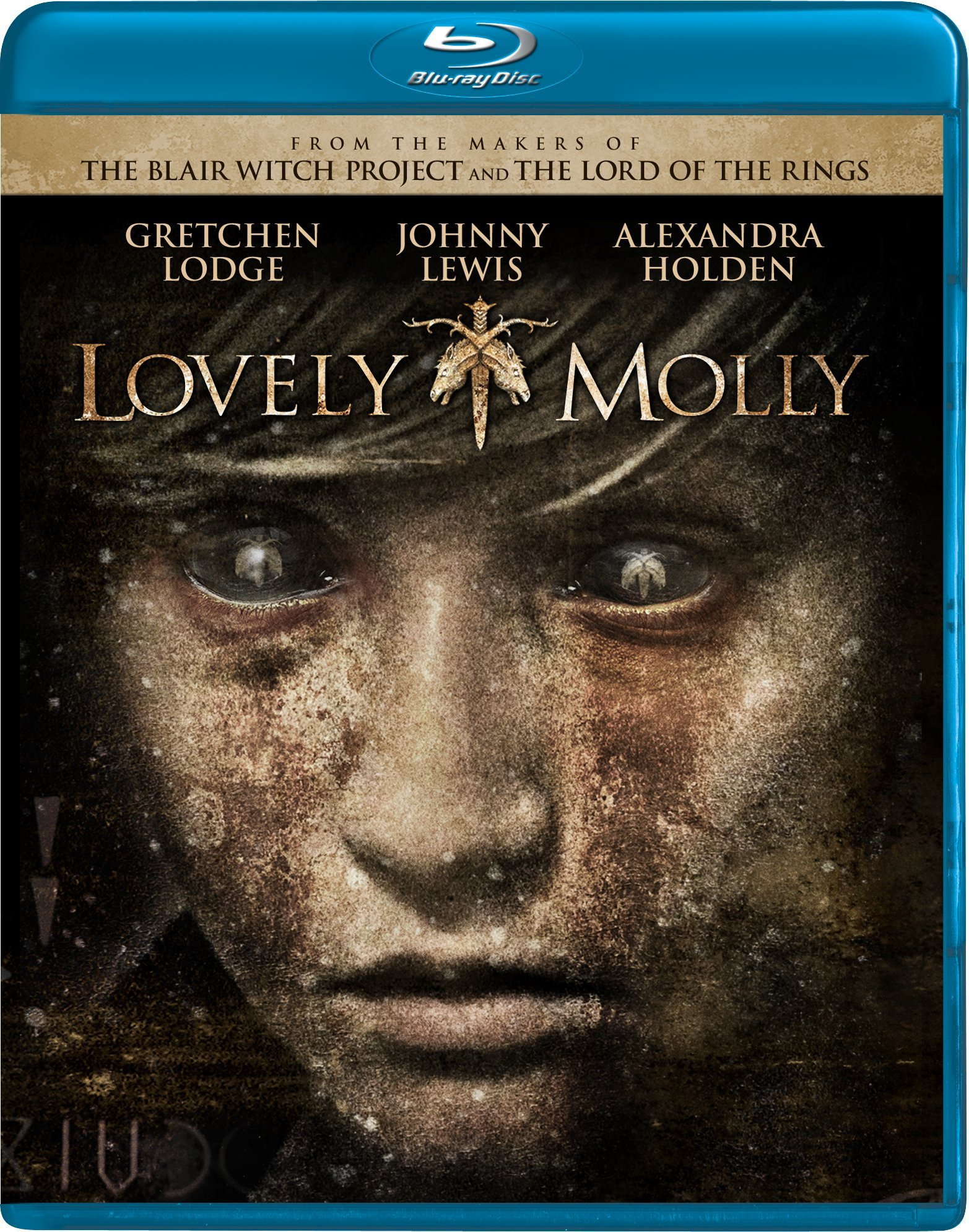 Blu-ray : Lovely Molly (Blu-ray)