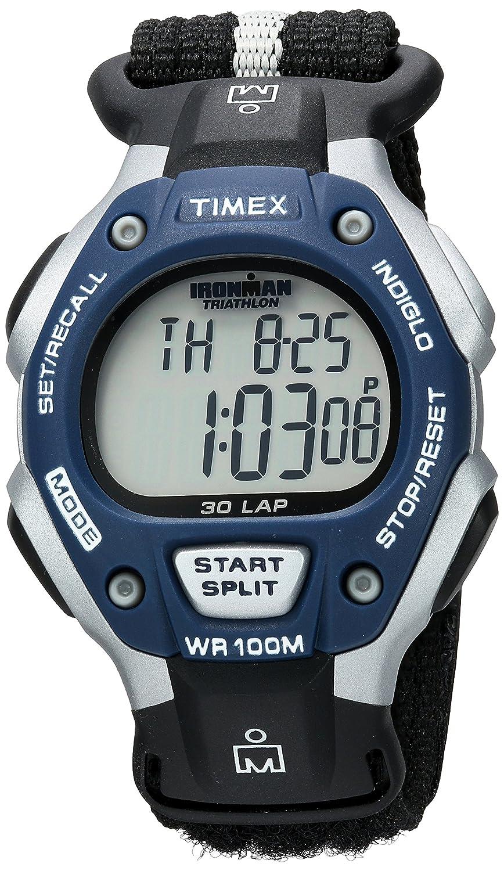 Timex Ironman - Reloj digital de cuarzo para hombre con correa de ...