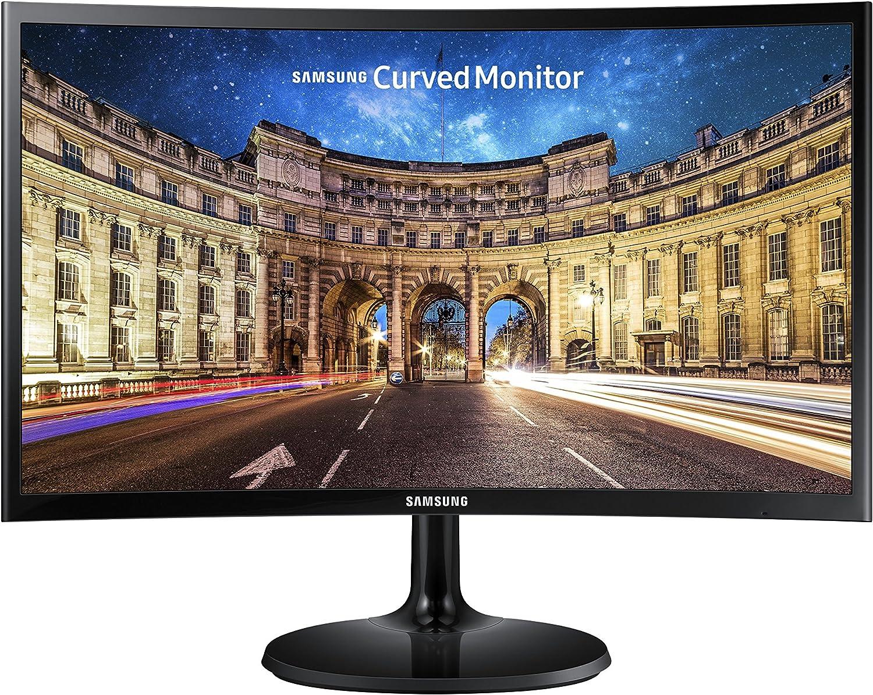 Samsung C24F390 - Monitor Curvo de 24 (Full HD, 4 ms, 60 Hz ...