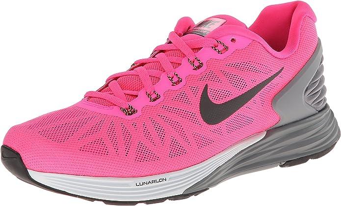 Nike Lunarglide 6 - Zapatillas de Running para Mujer: Amazon.es ...