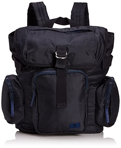 63cbfc95448 French Connection Men's Milo Backpack, Indian Ink, One Size: Amazon ...