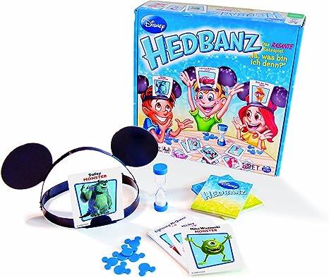Spin Master Hedbanz Disney - Juego de Mesa Games [versión en ...