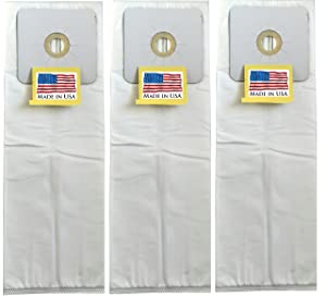 NuTone 391 HEPA Cloth Central Vacuum Bags, 3 Bags. Made in USA.