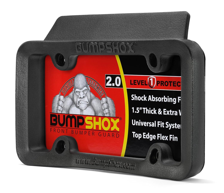 Amazon.com: BumpShox 2.0 - Front Car Bumper Protection, Ultimate ...