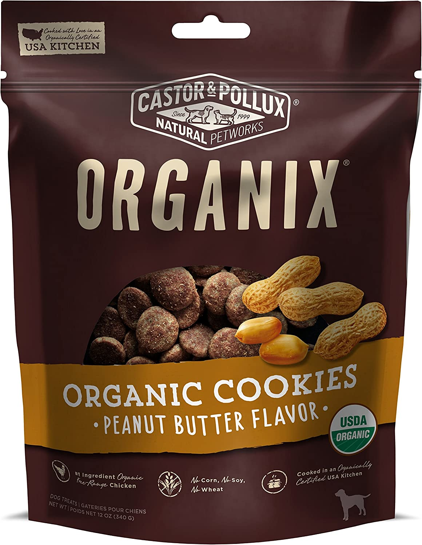Castor Pollux Dog Cookies