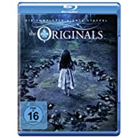 The Originals: Die komplette 4. Staffel [Blu-ray]