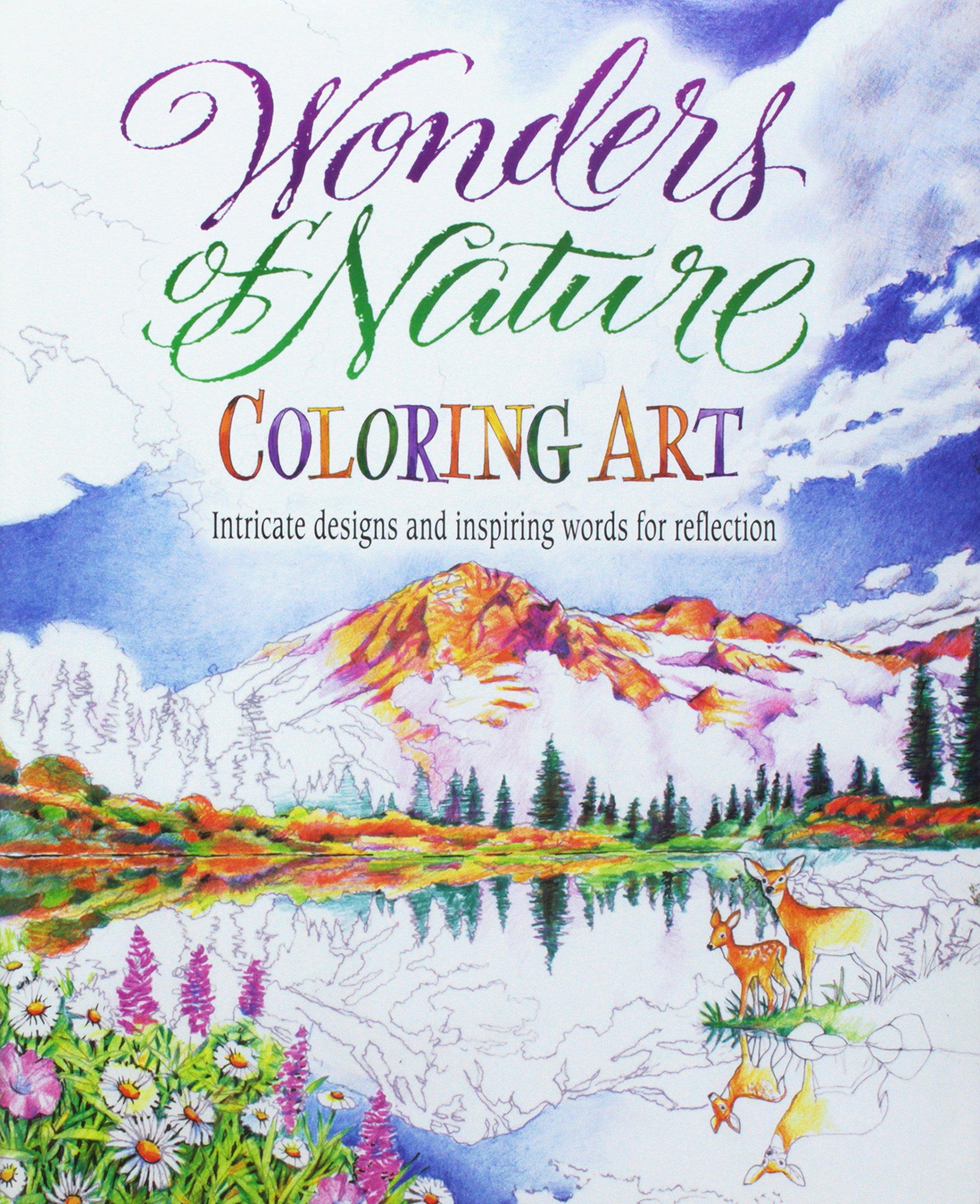Download Wonders of Nature pdf