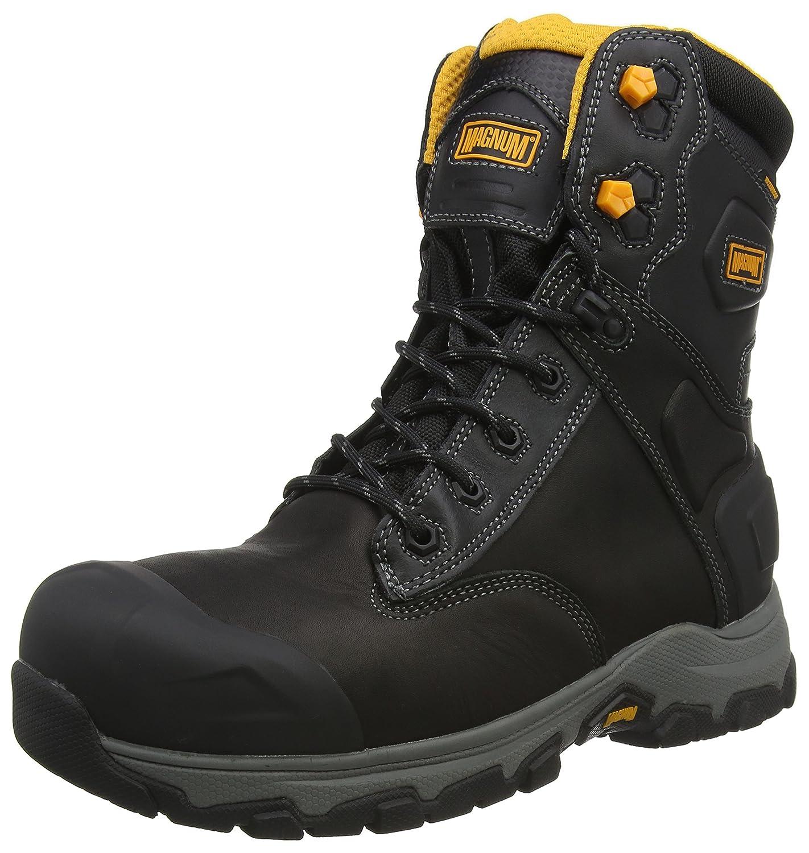 Magnum - Hamburg 8.0 Composite Toe & Plate, Zapatos de Seguridad Unisex Adulto, Negro (Black), 41 EU: Amazon.es: Industria, empresas y ciencia