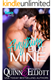Anything But Mine: Rockstar Romantic Suspense (Winchester Falls Book 1)