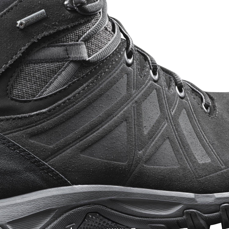 Salomon Evasion 2 Mid LTR GTX, Calzado de Senderismo y multifunción, Impermeable para Hombre: Amazon.es: Zapatos y complementos