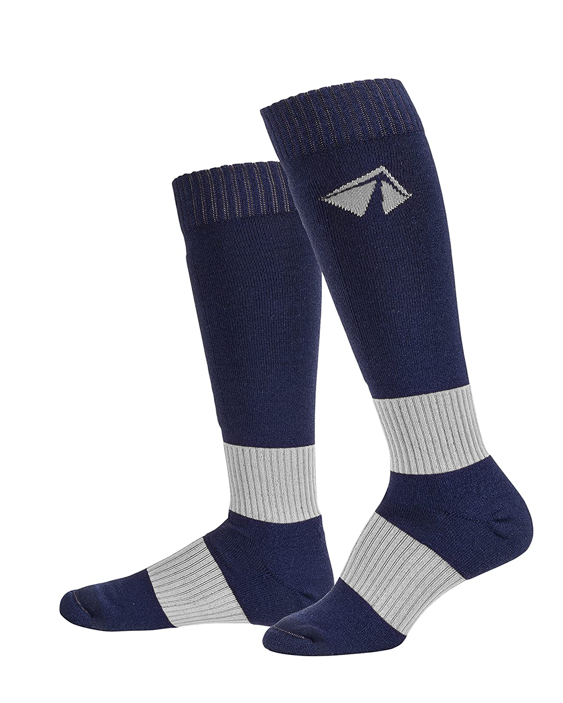 LIFT 23 Ski-Lite Performance Ski Sock Merino Wool No-Slip Compression