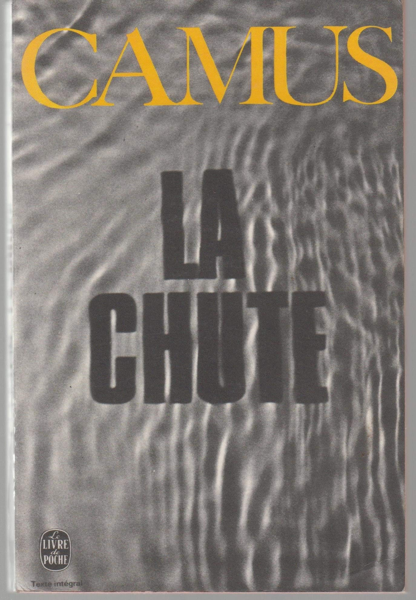 La Chute Camus Albert Amazon Com Books