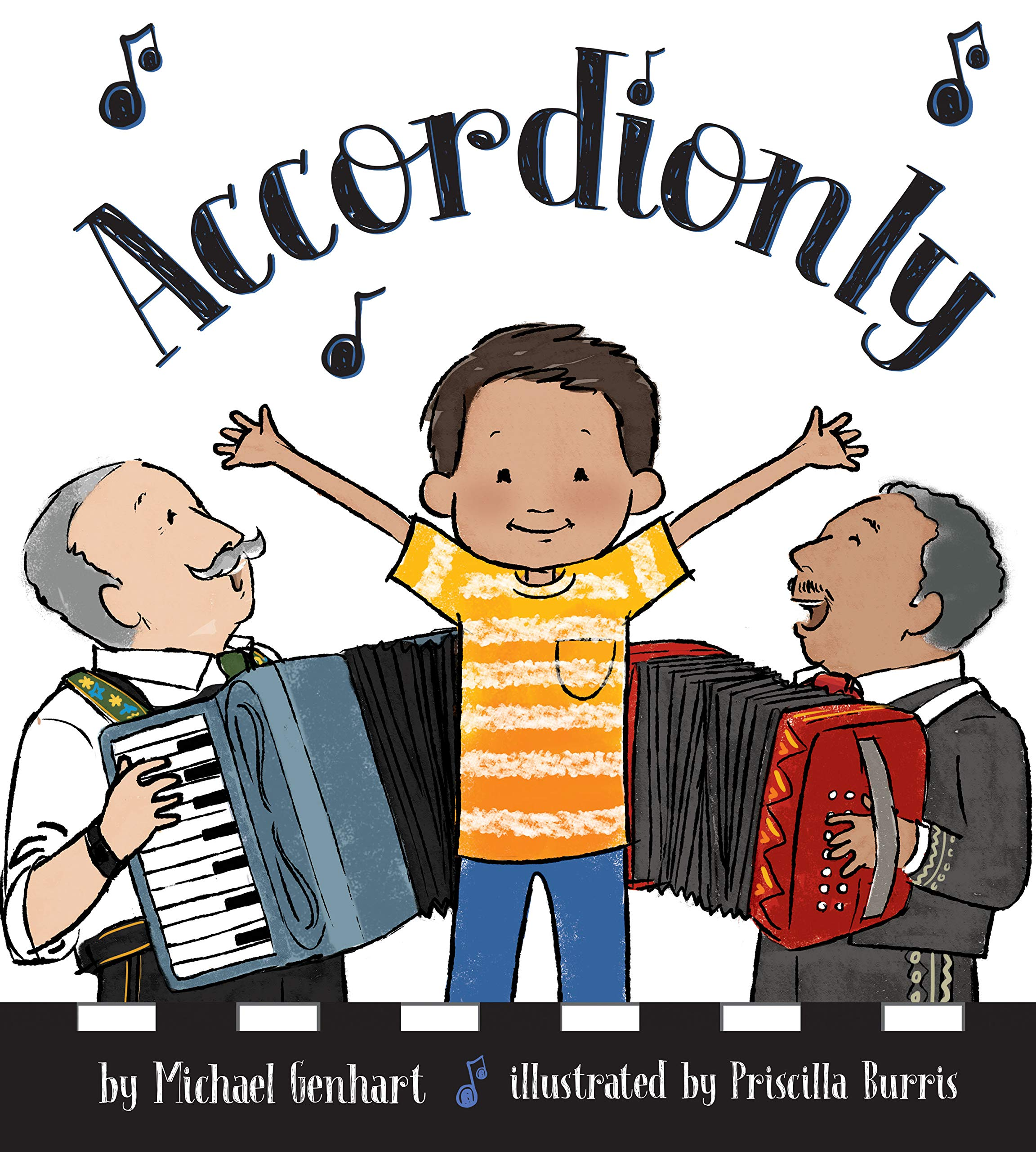Accordionly: Abuelo and Opa Make Music: Genhart PhD, Michael ...