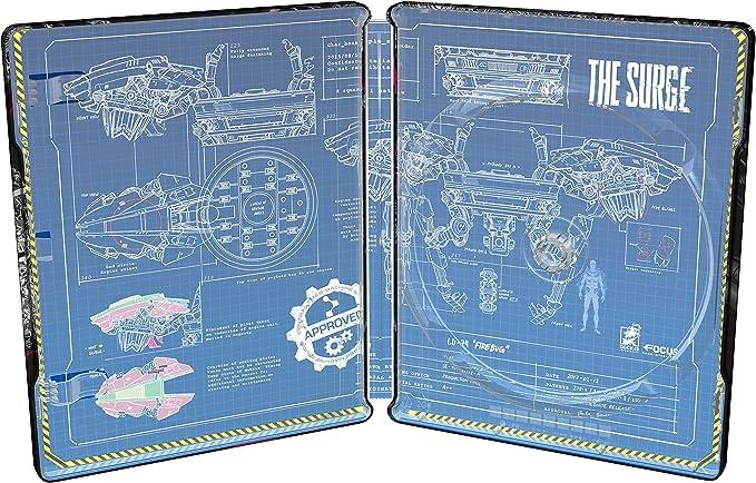 Steelbook The Surge (No incluye juego): Amazon.es: Videojuegos