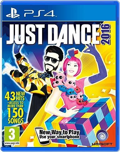 Just Dance 2016 [Importación Inglesa]: Amazon.es: Videojuegos