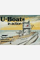 U-Boats in Action - Warships No. 1 Paperback