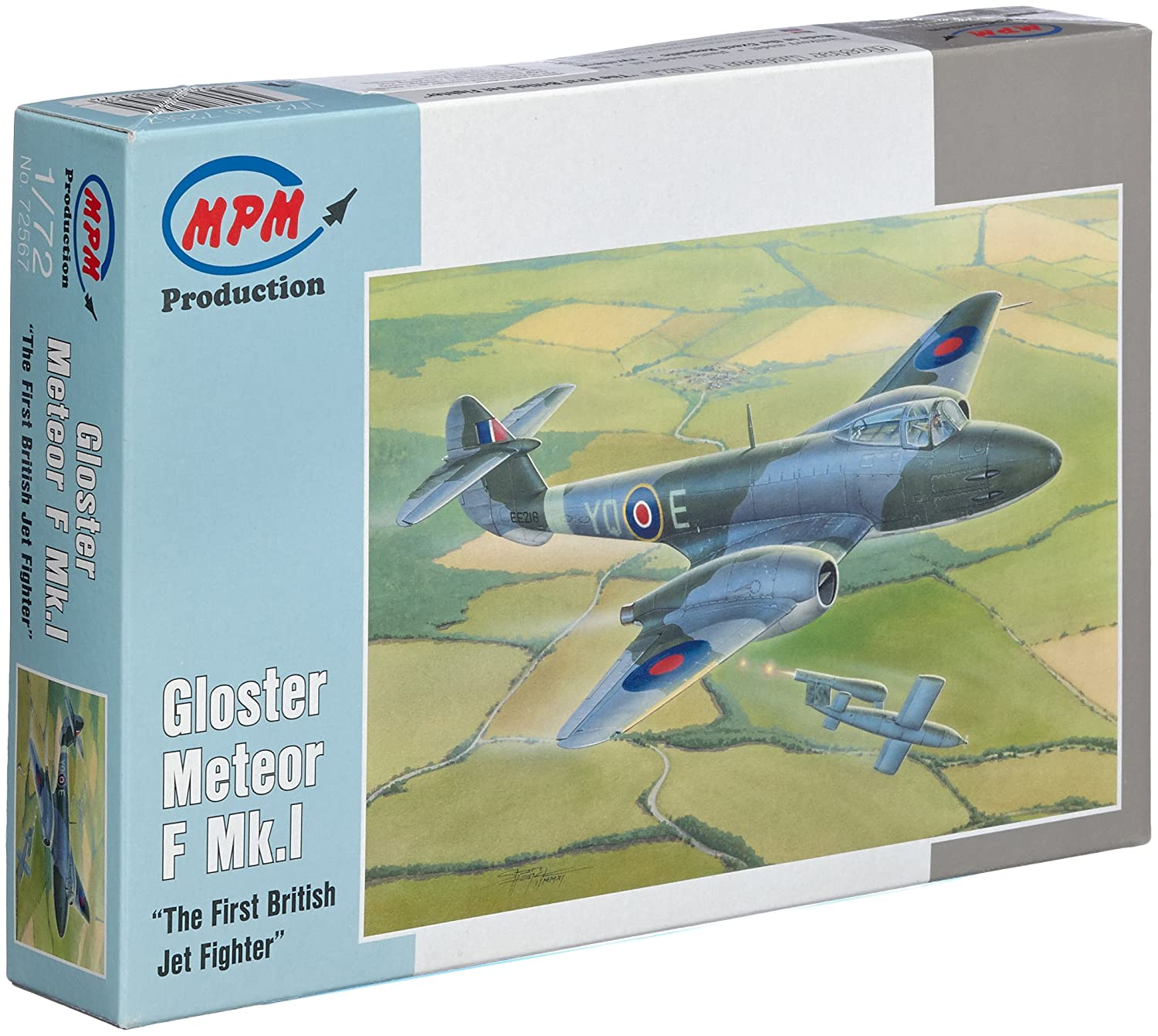 Gloster Meteor F Mk.I (1:72)