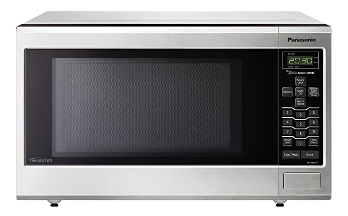 Panasonic NN-SN643SAZ Acero Inoxidable 1.2 Cu. Ft. Horno ...