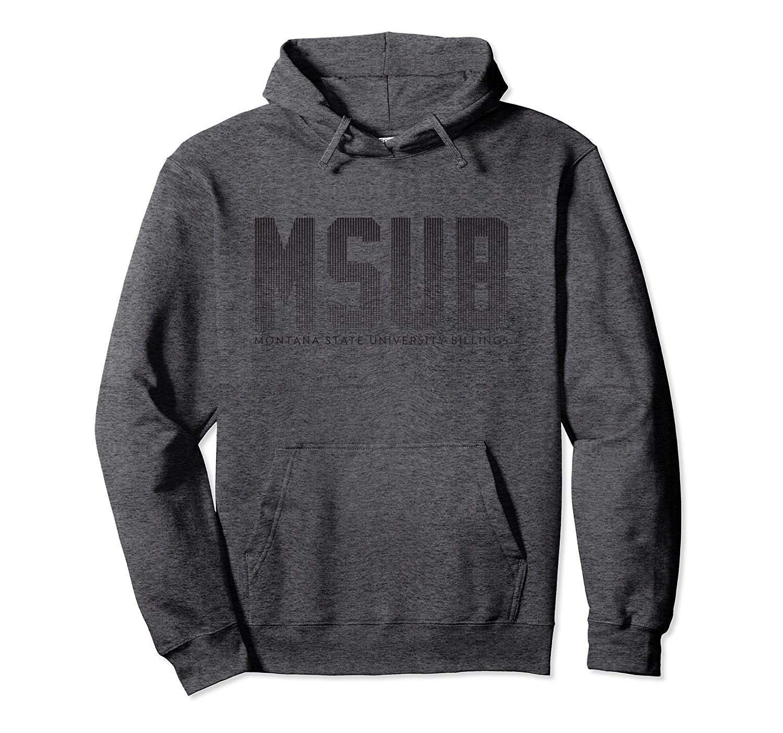 Montana State University Billings NCAA Hoodie CR5-01-TH