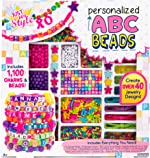 Just My Style ABC Beads by Horizon Group Usa, 1000+ Charms