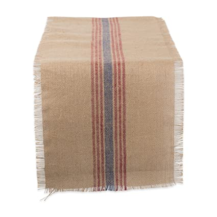 DII Natural Jute Burlap Table Runner For Dining Room, Foyer Table, Spring  Parties And