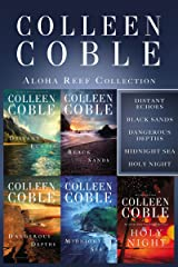 The Aloha Reef Collection: Distant Echoes, Black Sands, Dangerous Depths, Midnight Sea, and Holy Night (Aloha Reef Series) Kindle Edition