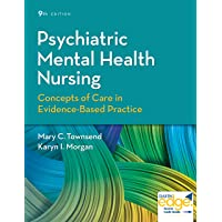 Amazon Best Sellers Best Psychiatric Nursing