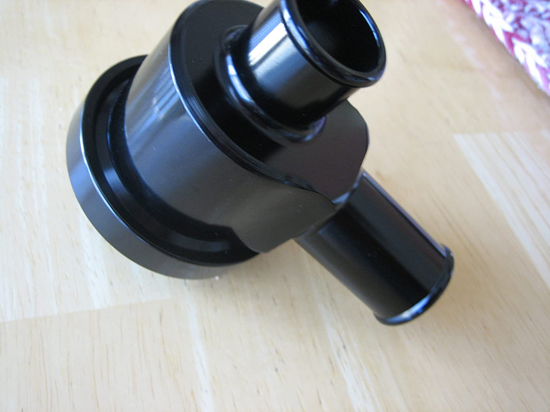 kraftwerkturbo 007 desviador válvula para Audi VW Porsche Saab Ford Renault: Amazon.es: Coche y moto