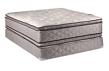 Amazoncom Hollywood Comfort Double Sided 14 Pillowtop Mattress