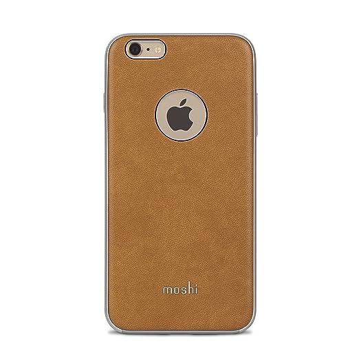 2 opinioni per Moshi iGlaze Napa Custodia per iPhone 6 e 6s, Marrone