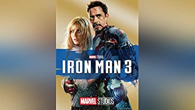 Marvel Studios' Iron Man 3(4K UHD)