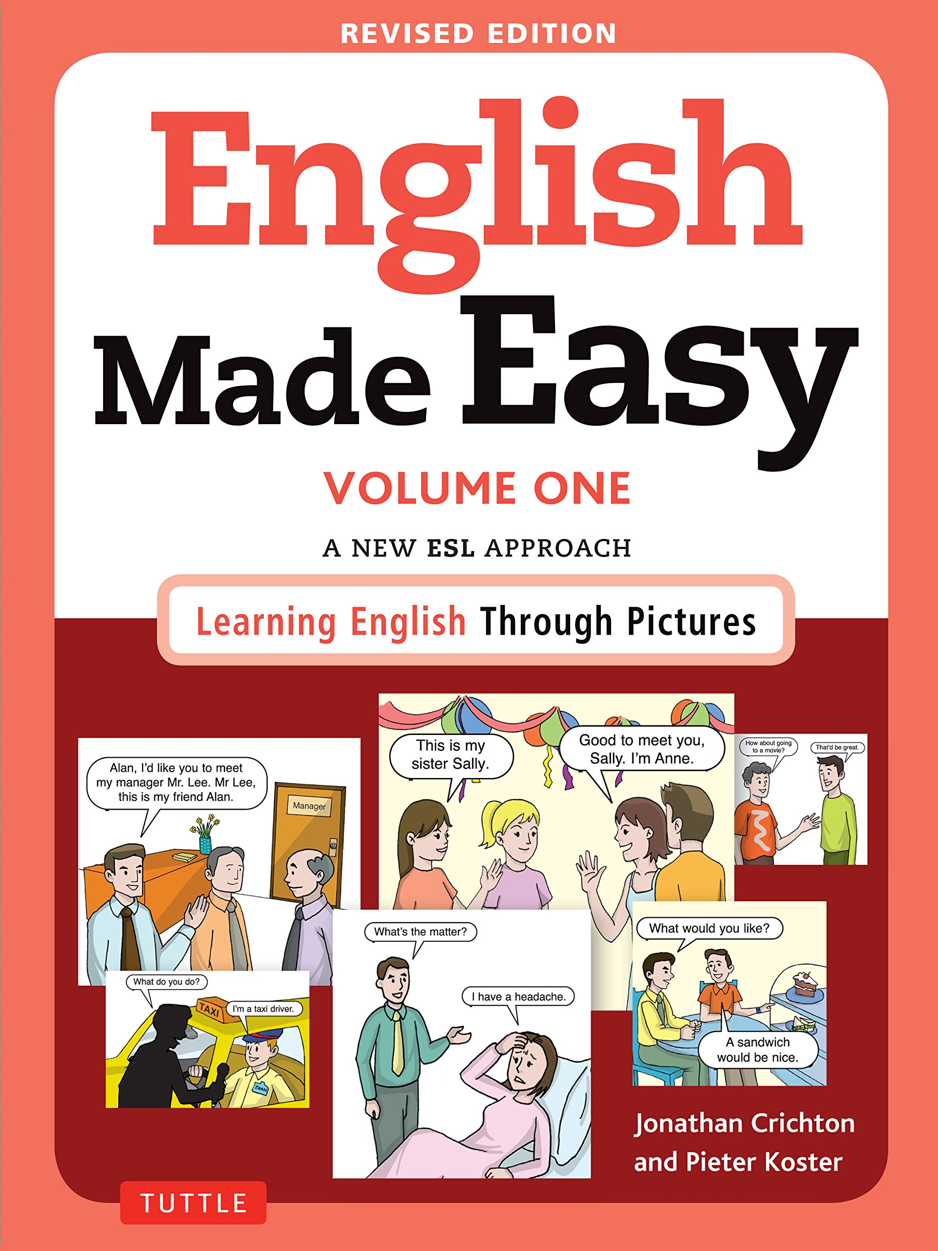 English Made Easy Volume One A New Esl Approach Learning English
