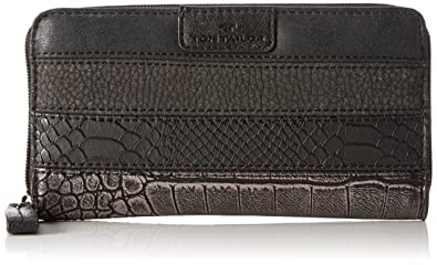 Tom Tailor Womens 20123 Wallets Black Size 20x10x2 Cm Amazon Co Uk