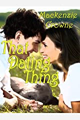 That Dating Thing Kindle Edition