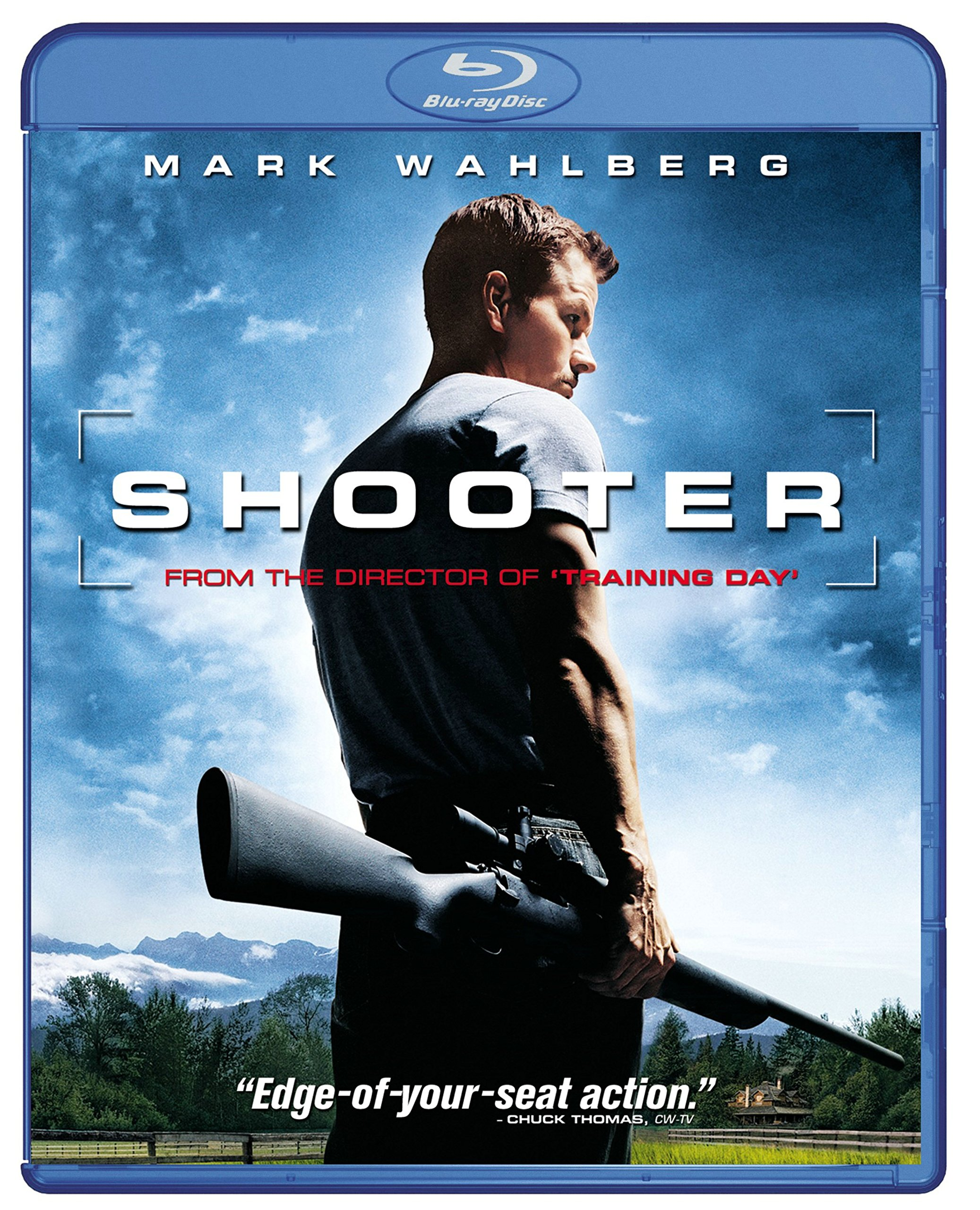 Blu-ray : Shooter (Blu-ray)
