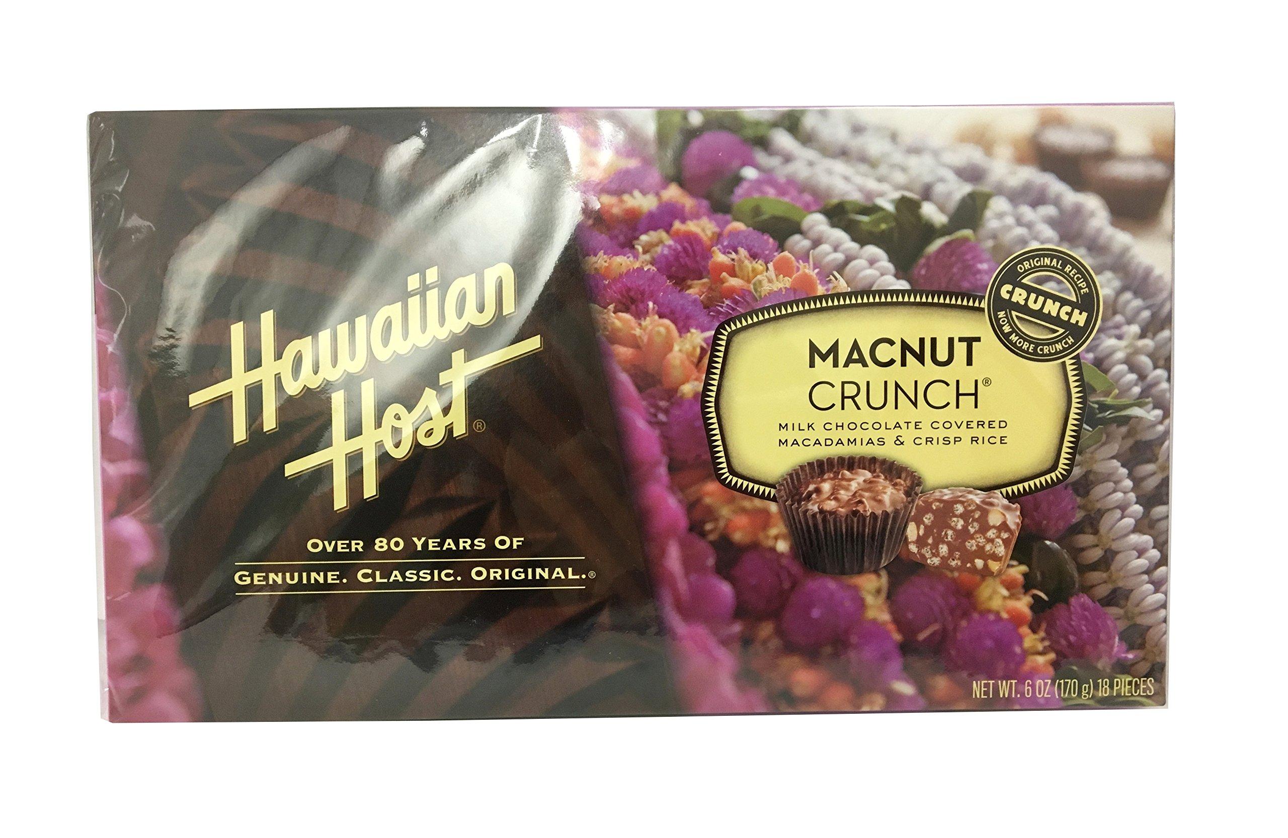 Hawaiian Host MacNut Crunch 6 oz
