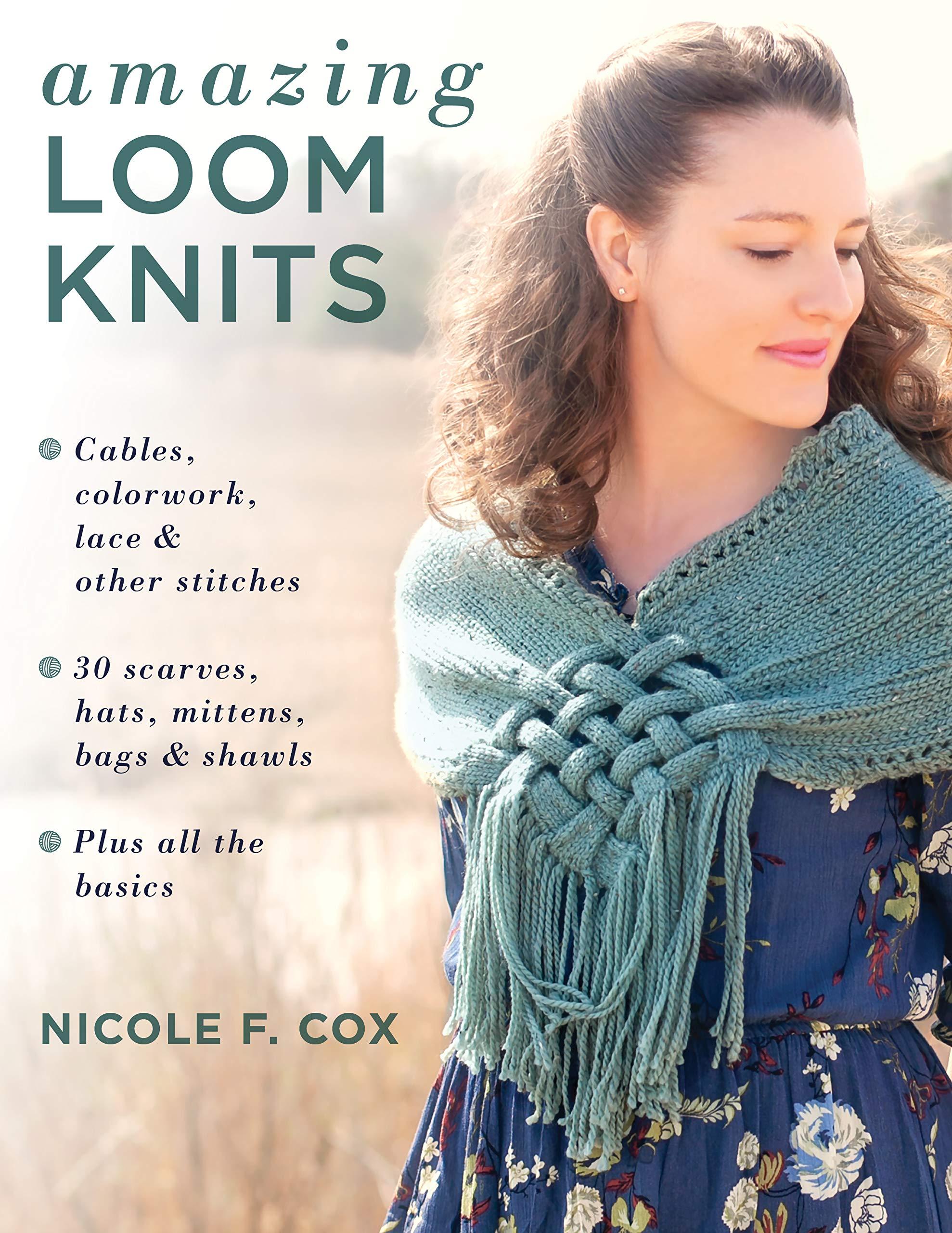 Amazing Loom Knits colorwork stitches product image