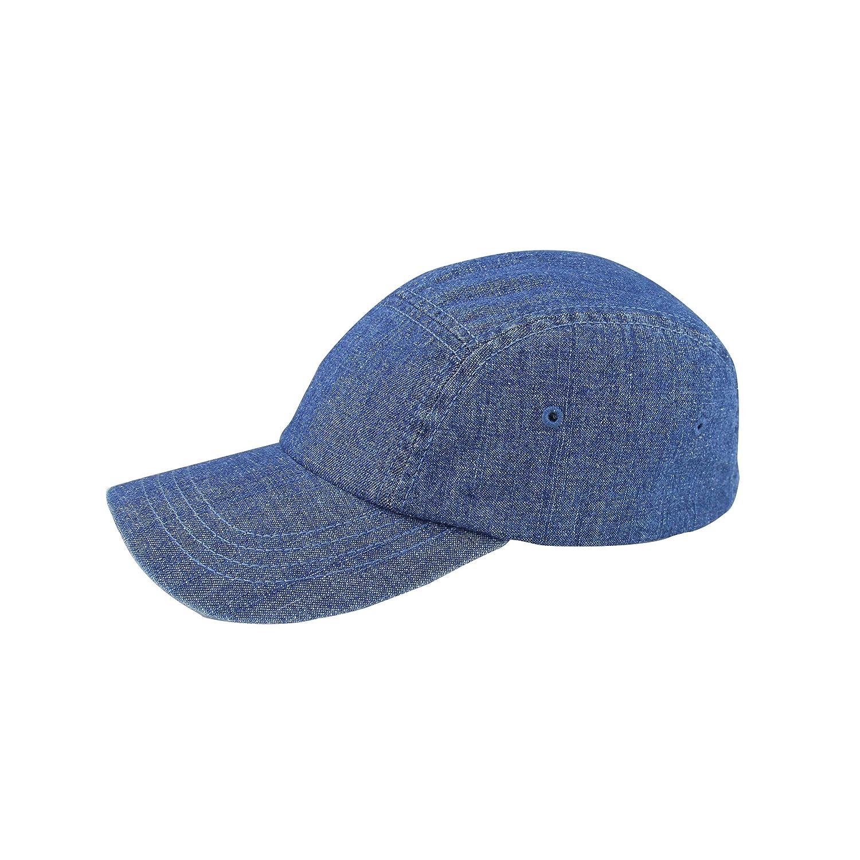 Washed Denim Cap at Amazon Men s Clothing store  8d1705471d8