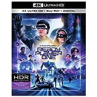 Ready Player One (4K UHD/BD) [Blu-ray]