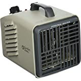 Comfort Zone CZ707 Personal Heater Fan|2 Heat Settings