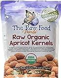 Organic Raw Apricot Kernels, 16oz