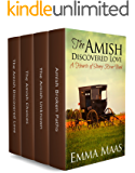 Amish Hearts of Stoney River Box Set