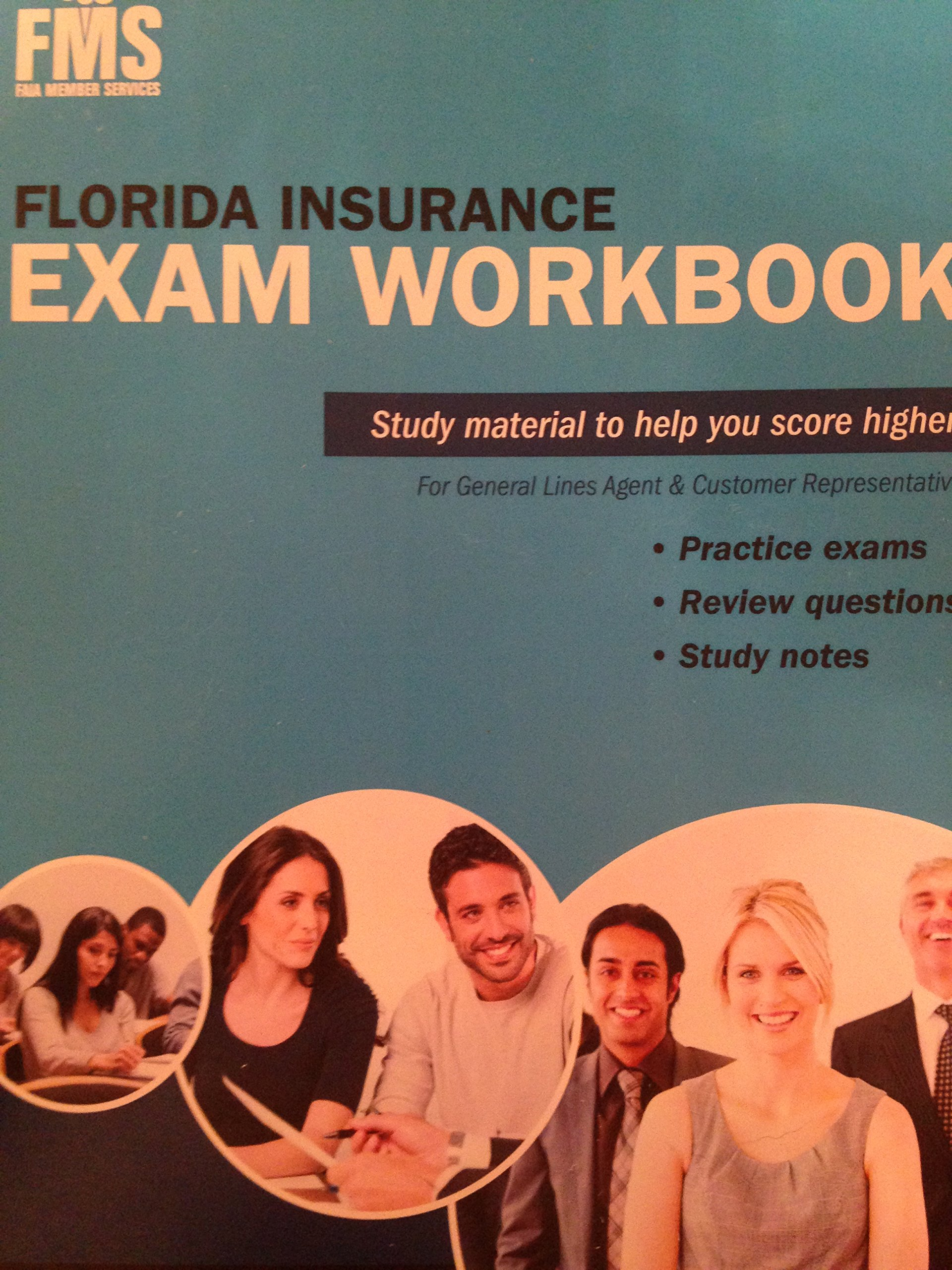 Florida General Lines Agent & Customer Rep Study Manual 23rd Edition: FAIA  Memeber Services: 9788888898902: Amazon.com: Books