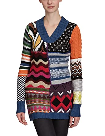 detailed look best loved classic shoes Desigual Damen Pullover, 27J2100