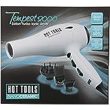 Hot Tools HTBW04 Tempest 2000 Turbo Ionic Dryer, Black/White