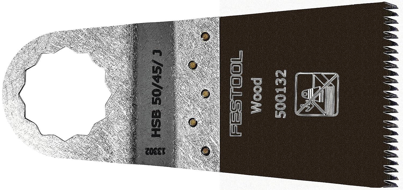 Festool Holz-S/ägeblatt 500132 HSB 50//45//J