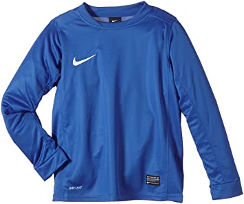 Nike Ls Boys Park V Jsy Camiseta de Equipación de Fútbol de Manga Larga, Niños