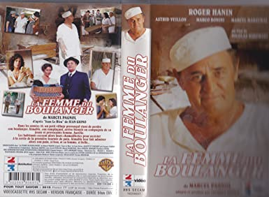 La Femme du boulanger [VHS]