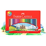 Faber-Castell Colour Grip Pencils Gift Tin of 36, (16-116257)