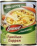 Erasco Nudelsuppe mit Fleischklößchen, 3er Pack (3 x 800 ml)